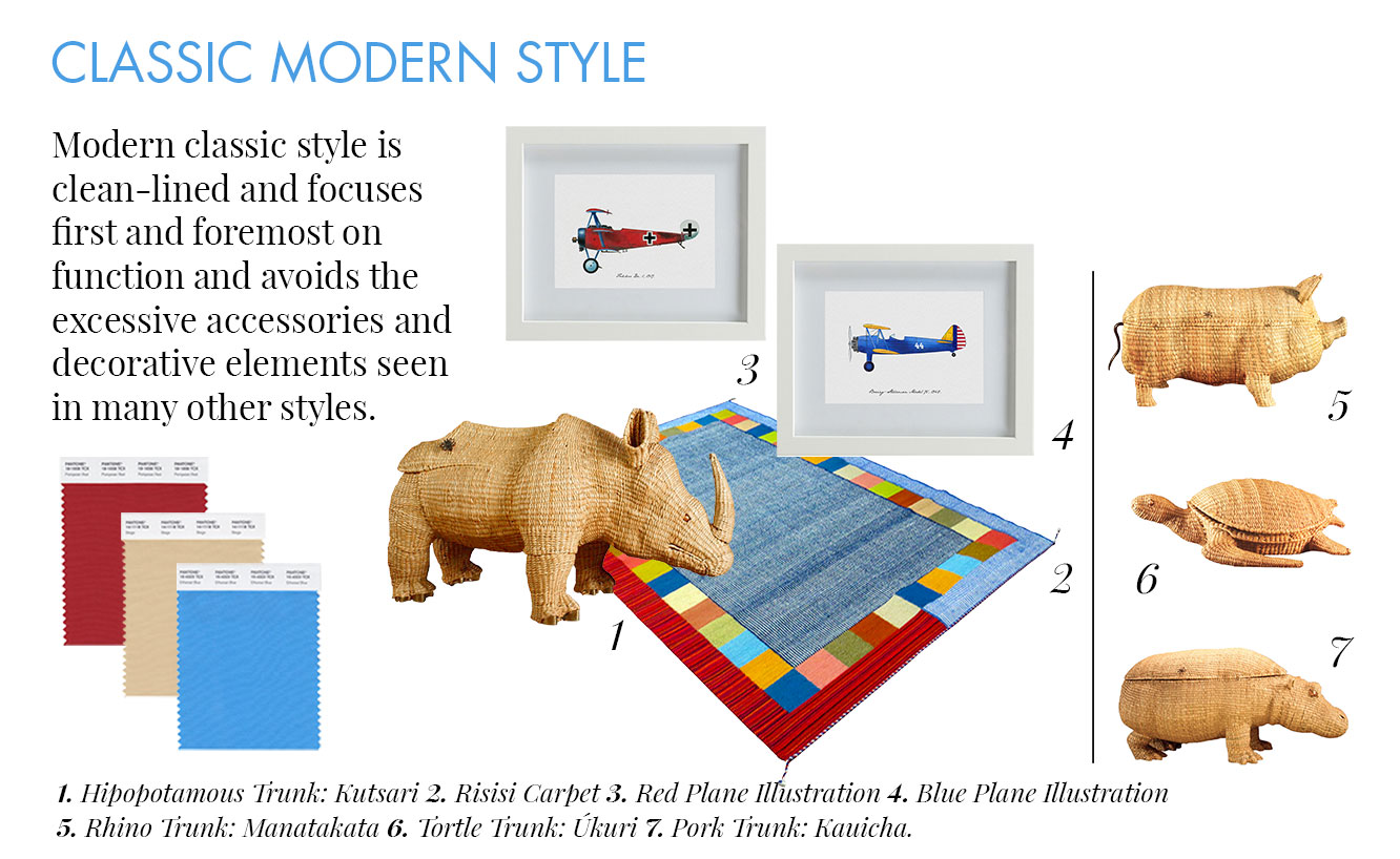 Classic Modern Style featured image