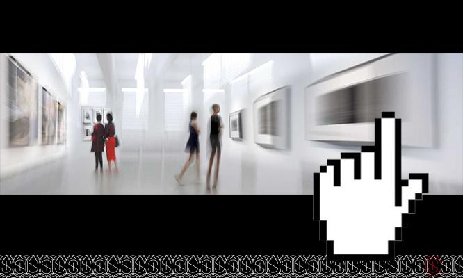 global online art market inside image