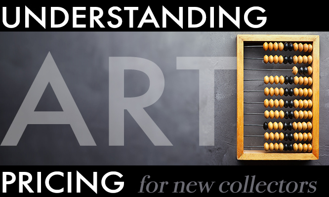 Art Pricing blog featured image
