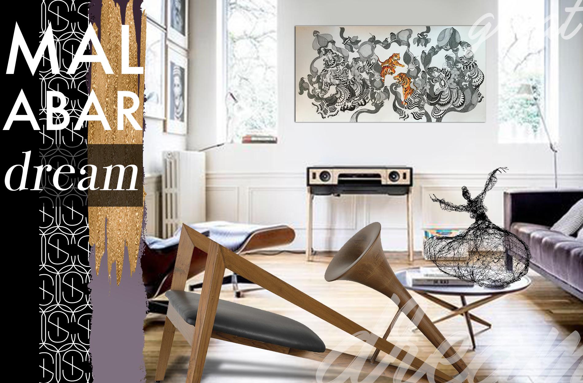Malabar Dreams Collection Sybaris Collection