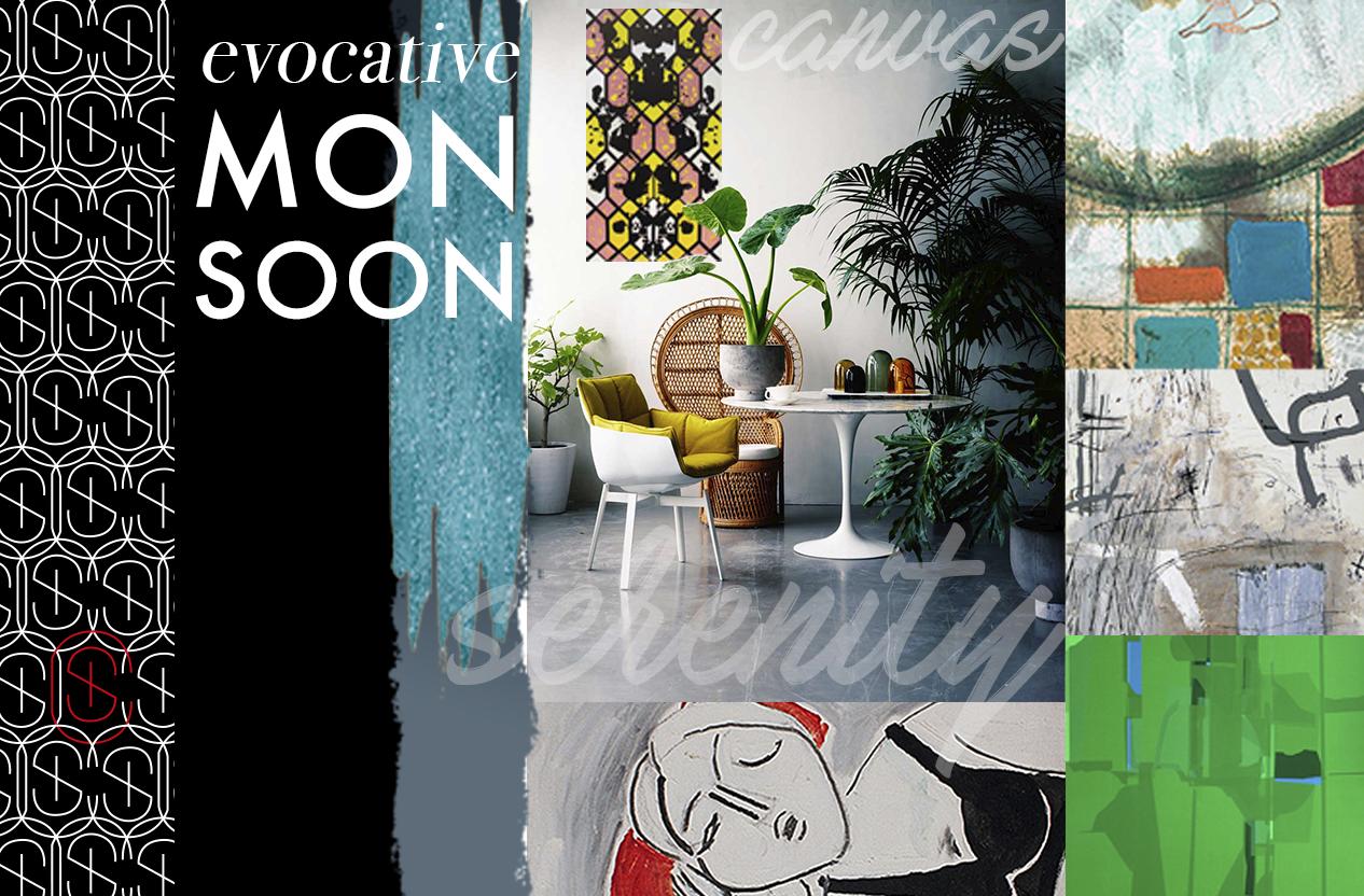 Evocative Monsoon Collection Sybaris Collection