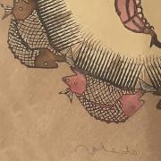 Benda Buaa by Francisco Toledo in Sybaris Collection