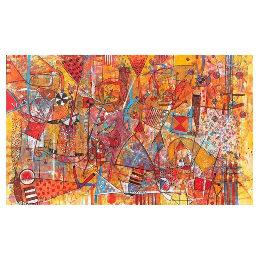 Carnavalito Marino by Fulgencio Lazo in Sybaris Collection V1