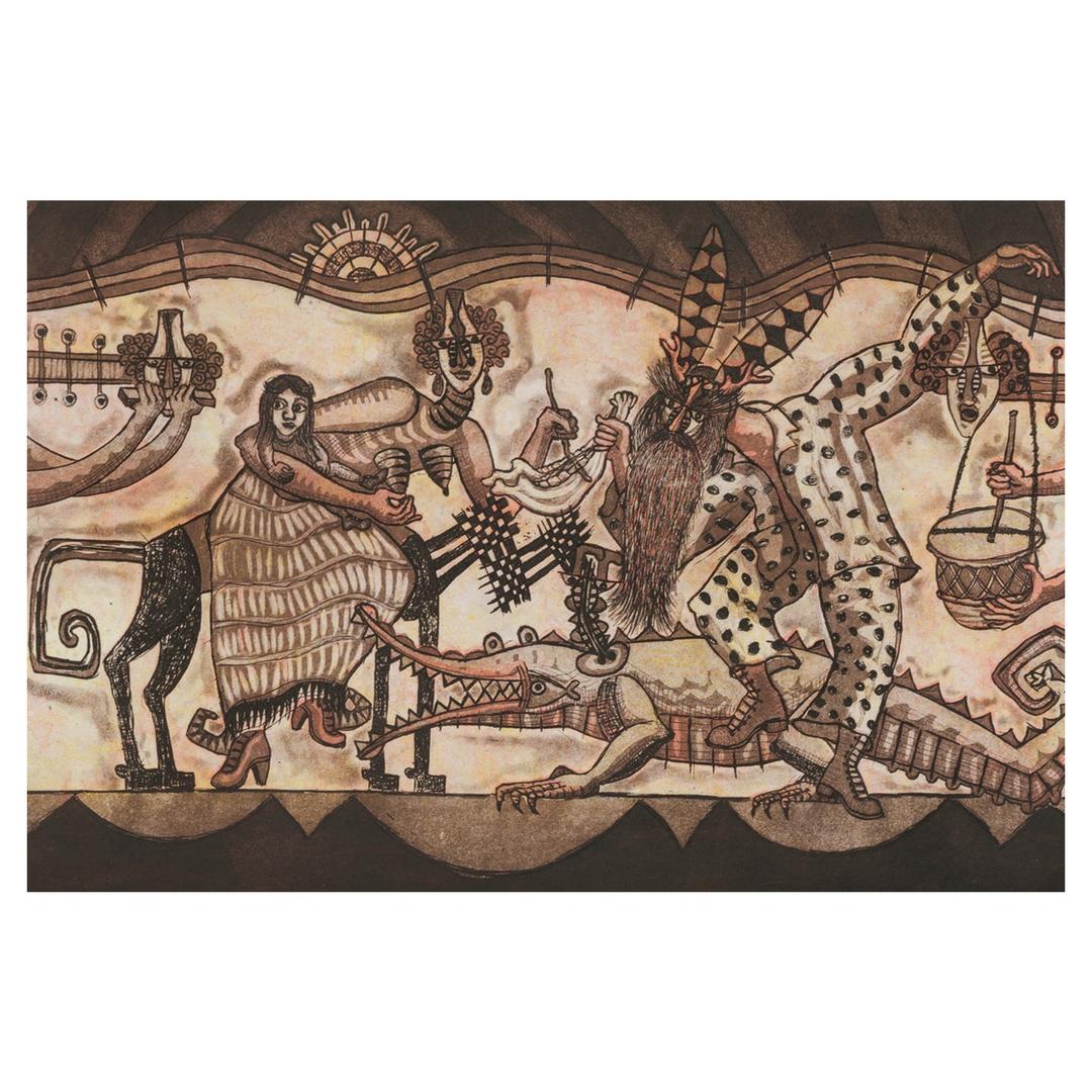 Fandango by Ixrael Montes in Sybaris Collection