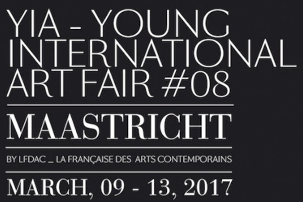 YIA-Young International Art Fair #08 in Maastricht, Netherlands