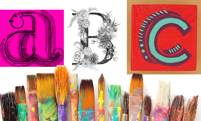 ABC's of Art Lingo in Sybaris Collection