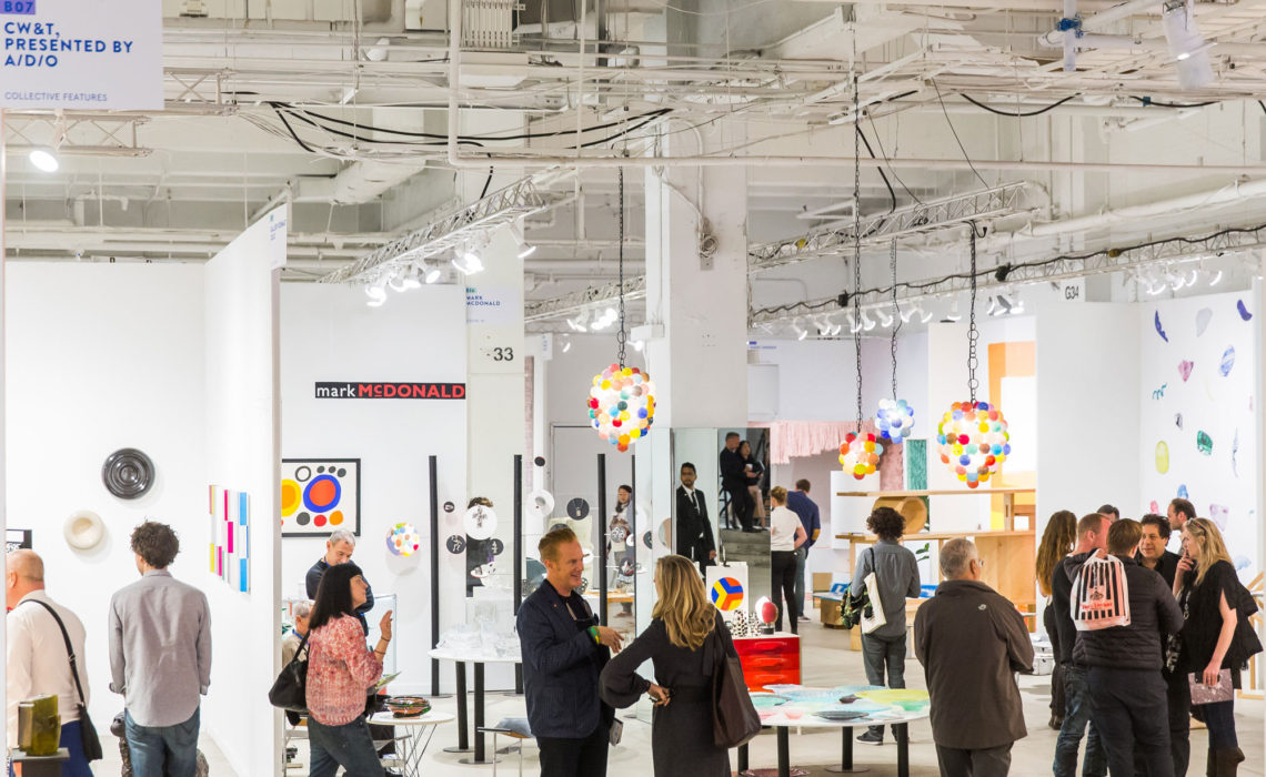 Collective Design Fair 2017 In New York New York