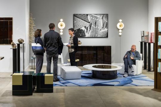 collective design fair 2017 in new york new york. Black Bedroom Furniture Sets. Home Design Ideas