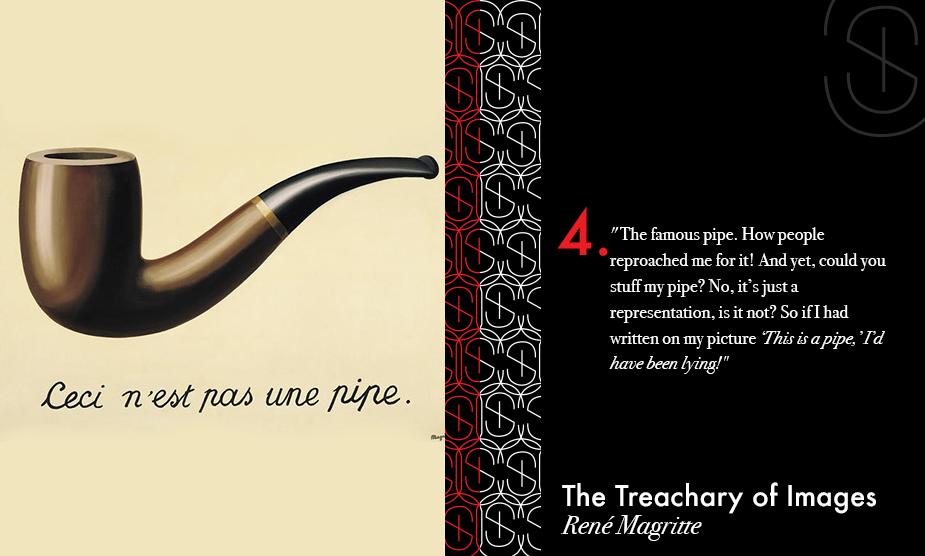 Pipe Conceptual Art for Sybaris Collection