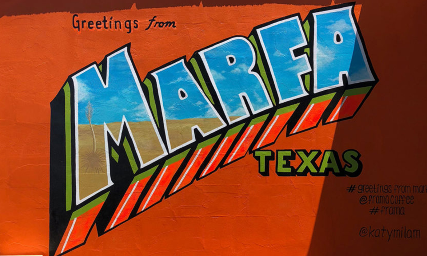Art Installations in Marfa Texas Sybaris Collection