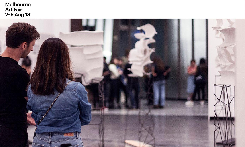 Melbourne Art Fair for Sybaris Collection