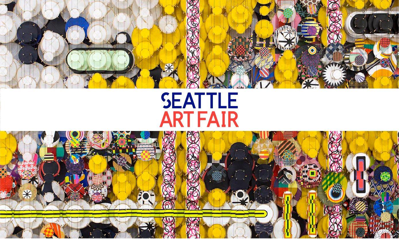 Seattle Art Fair for Sybaris Collection