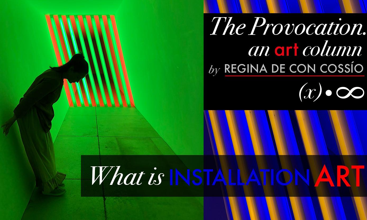 Installation Art Blog for Sybaris Collection