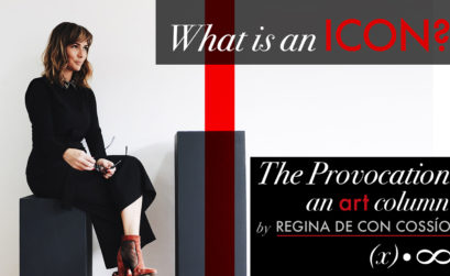 The The Provocation Colum: What is an Icon in Art?